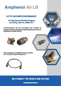 Amphenol SJT Datenstecker