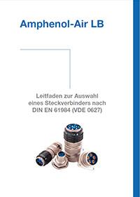 Leitfaden zur Auswahl eines Steckverbinders nach DIN EN 61984