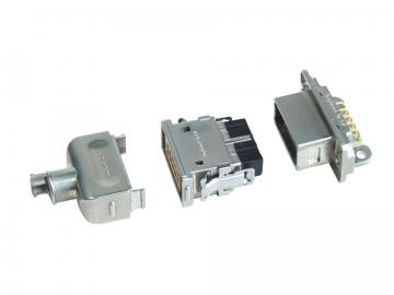 ASR Connectors - Standard & PCB Versions