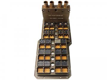 Разъемы SIM с нестандартными пластинами/EN4165