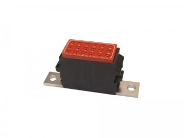 1758 Series - Rectangular Grounding Modules