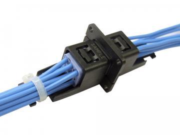 Соединители модульных систем соединений (SIM) для модулей памяти повышенной надежности (RMT)