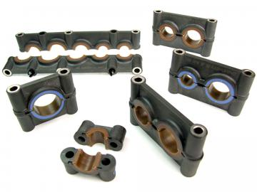 ABS14XX Pipe Clamps 3530 series