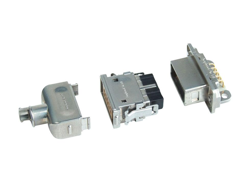 Разъемы ASR – стандартные версии и версии для печатных плат