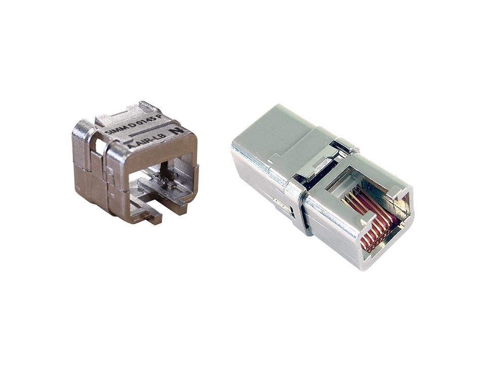 SIM Metallic-Steckverbinder Baureihe 2 / EN 4165 / VG96513
