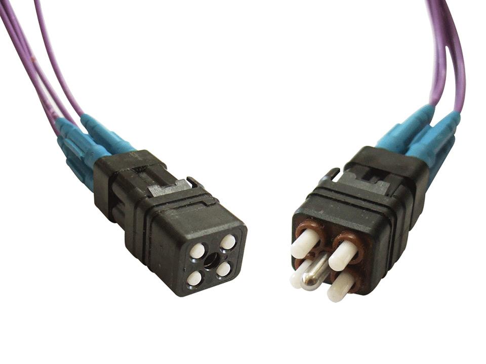 SIM-Lichtwellenleitermodule / EN 4165