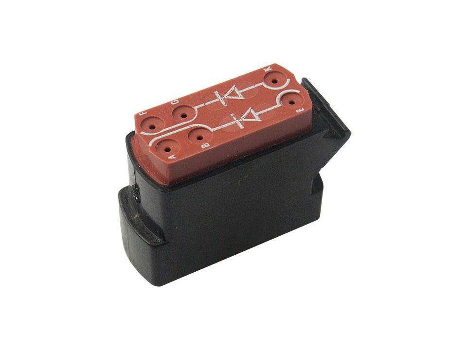 1765 / 1130 Elektronische Bauteilträgermodule