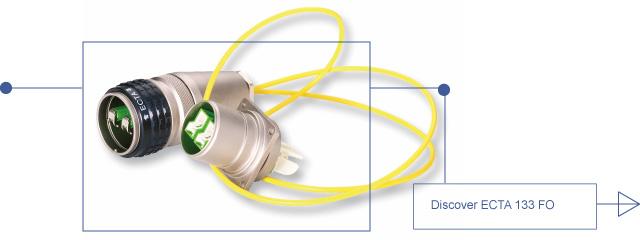 ECTA 133 Lichtwellenleiter